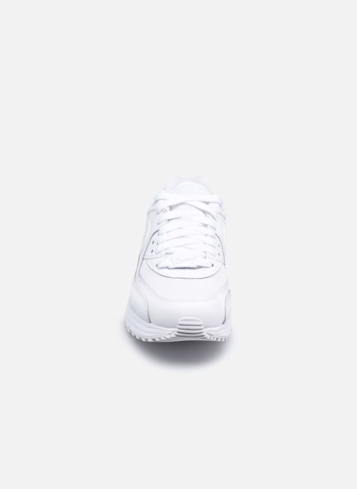 Sneakers Nike Nike Air Max Wright Gs Bianco modello indossato