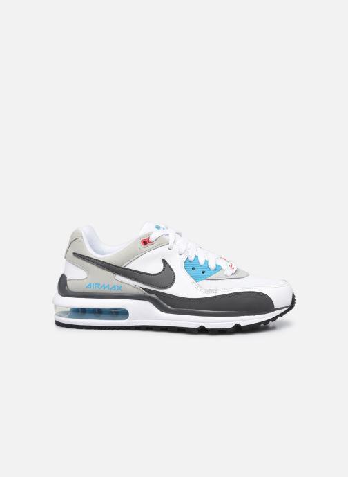 Sneaker Nike Nike Air Max Wright Gs weiß ansicht von hinten