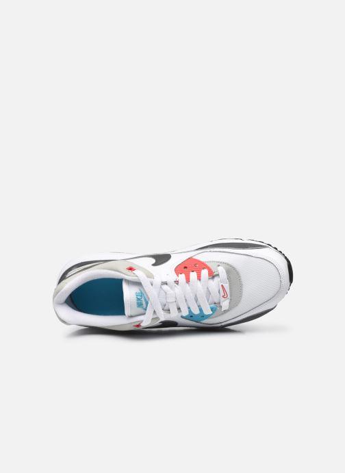 Sneaker Nike Nike Air Max Wright Gs weiß ansicht von links