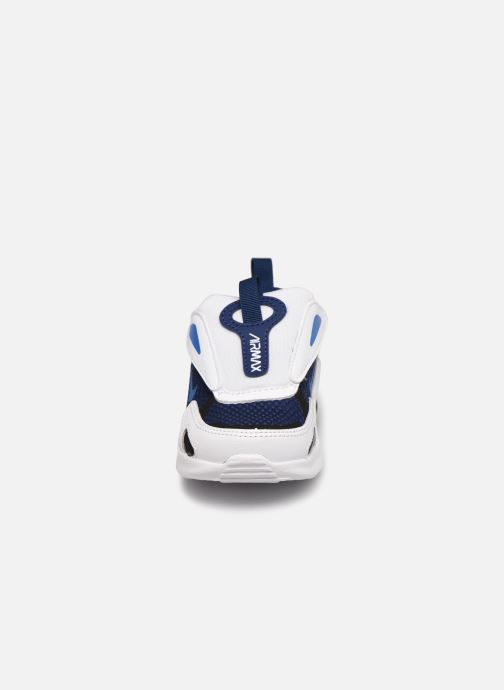 Sneaker Nike Nike Air Max Bolt (Tde) blau schuhe getragen