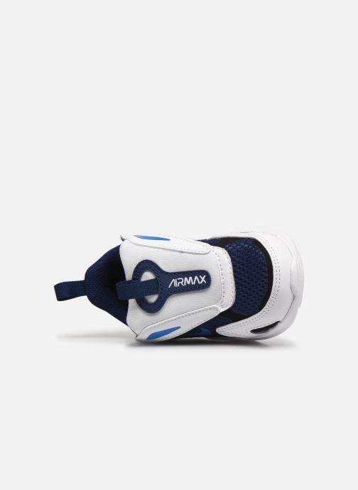 Sneaker Nike Nike Air Max Bolt (Tde) blau ansicht von links