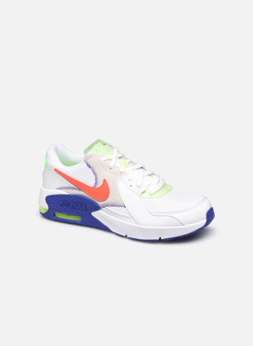 Baskets Nike Nike Air Max Excee Amd (Gs) Blanc vue détail/paire