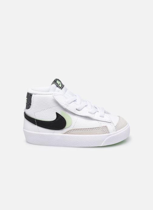 Sneaker Nike Blazer Mid '77 Se (Td) weiß ansicht von hinten
