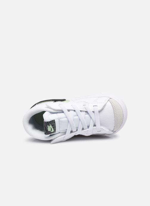 Sneaker Nike Blazer Mid '77 Se (Td) weiß ansicht von links