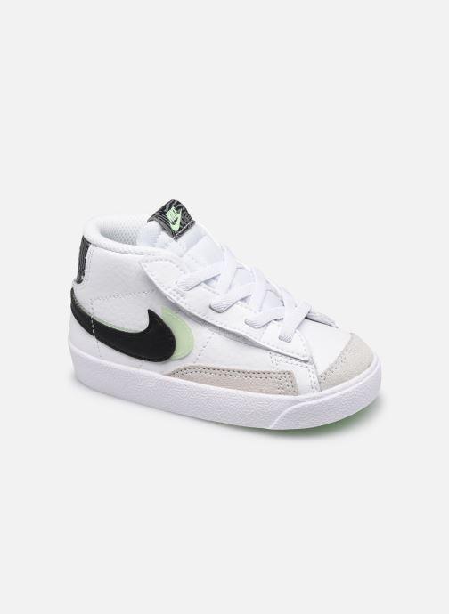 Sneaker Nike Blazer Mid '77 Se (Td) weiß detaillierte ansicht/modell
