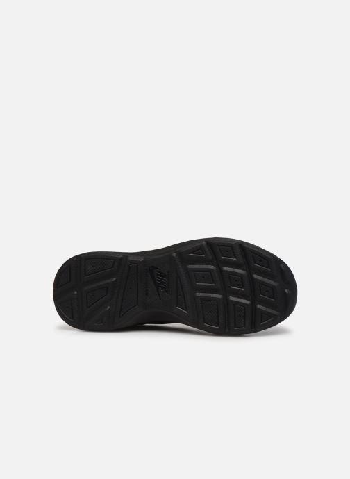 Sneaker Nike Nike Wearallday (Ps) schwarz ansicht von oben