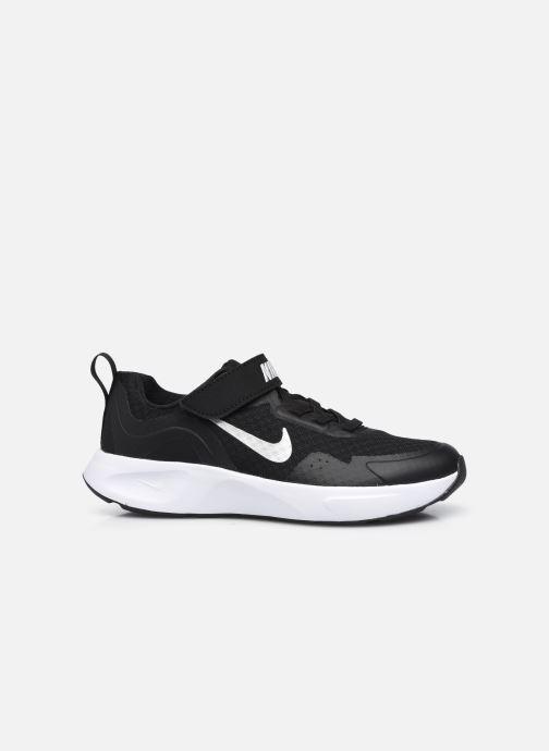 Sneakers Nike Nike Wearallday (Ps) Zwart achterkant