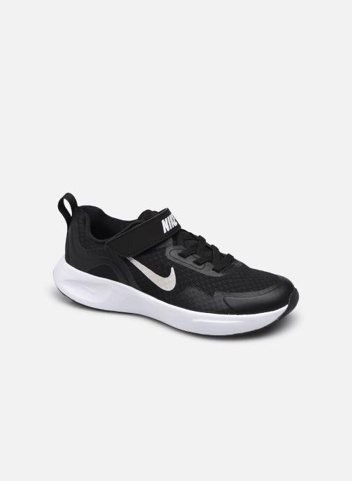Sneakers Nike Nike Wearallday (Ps) Zwart detail
