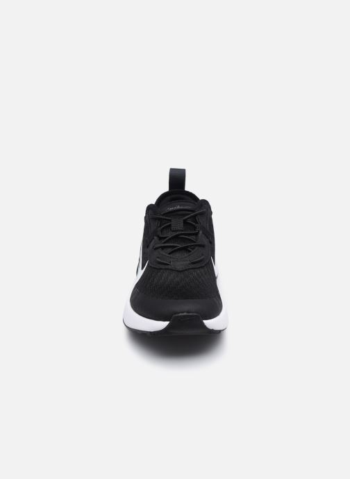 Sneaker Nike Nike Reposto (Ps) schwarz schuhe getragen