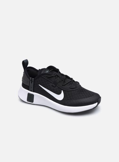 Sneaker Nike Nike Reposto (Ps) schwarz detaillierte ansicht/modell