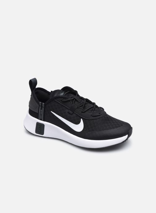 Baskets Nike Nike Reposto (Ps) Noir vue détail/paire