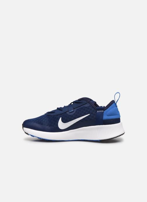 Sneaker Nike Nike Reposto (Ps) blau ansicht von vorne