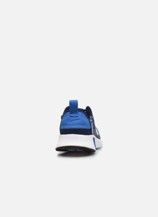 Sneaker Nike Nike Reposto (Ps) blau ansicht von rechts