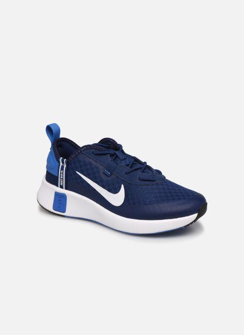 Baskets Nike Nike Reposto (Ps) Bleu vue détail/paire