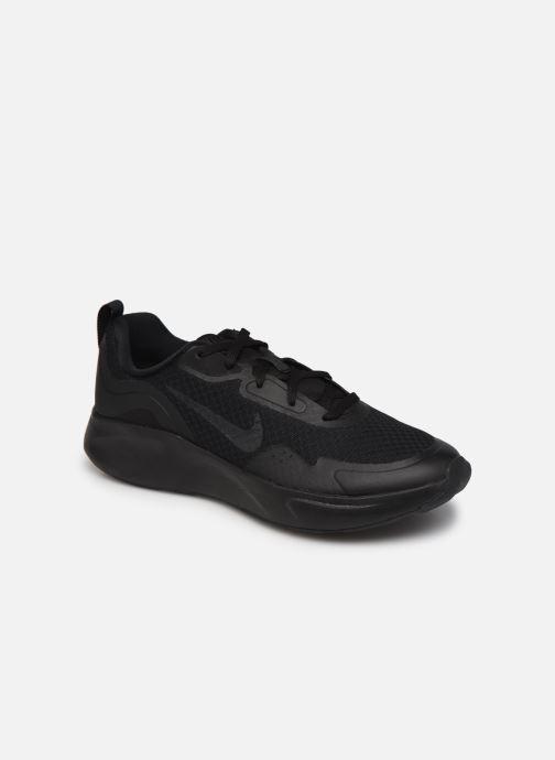 Sneaker Nike Nike Wearallday (Gs) schwarz detaillierte ansicht/modell