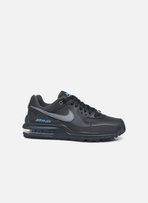 Sneaker Nike Air Max Wright Gs schwarz ansicht von hinten