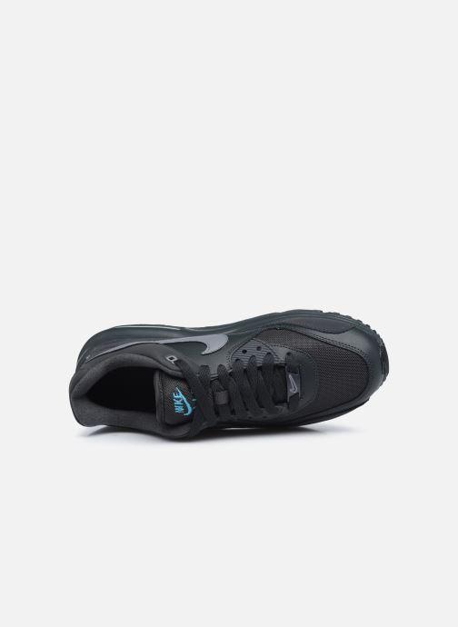 Sneaker Nike Air Max Wright Gs schwarz ansicht von links