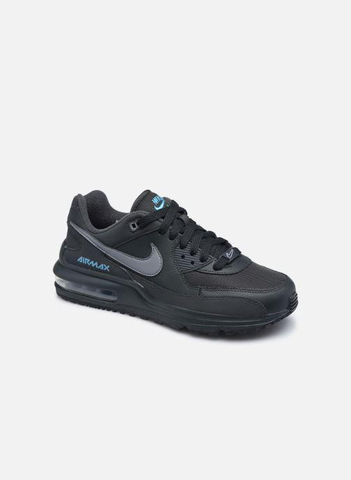 Sneaker Nike Air Max Wright Gs schwarz detaillierte ansicht/modell