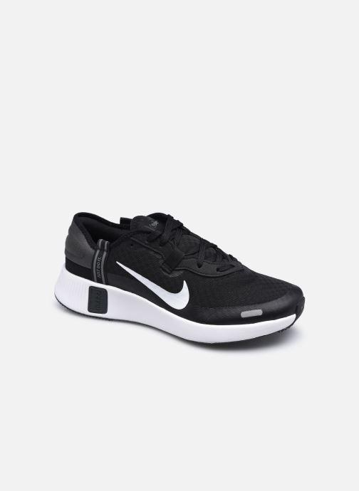 Sneaker Nike Nike Reposto (Gs) schwarz detaillierte ansicht/modell