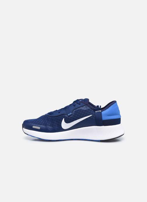 Baskets Nike Nike Reposto (Gs) Bleu vue face