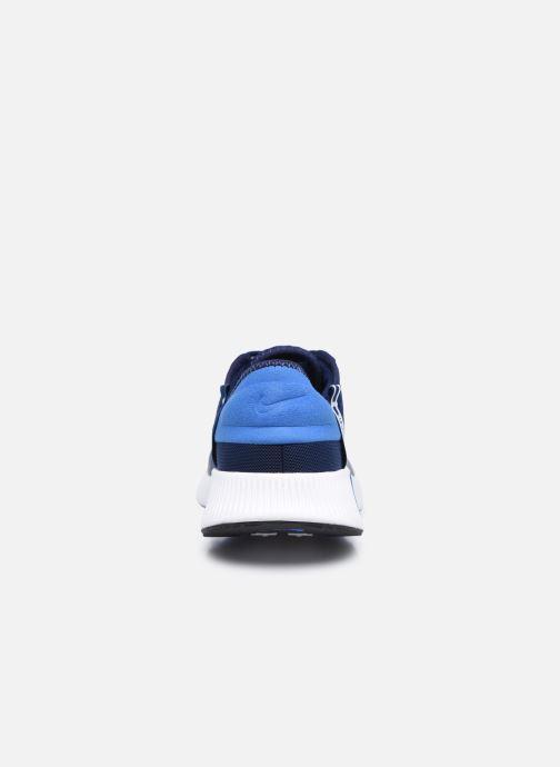 Baskets Nike Nike Reposto (Gs) Bleu vue droite