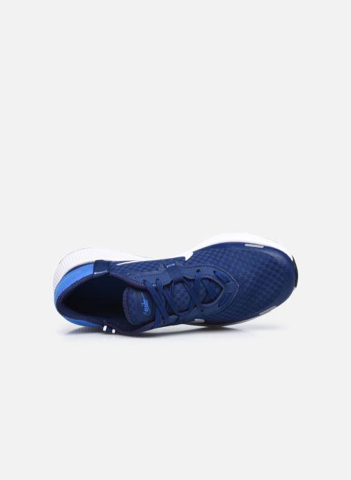 Baskets Nike Nike Reposto (Gs) Bleu vue gauche