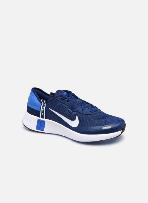 Baskets Nike Nike Reposto (Gs) Bleu vue détail/paire