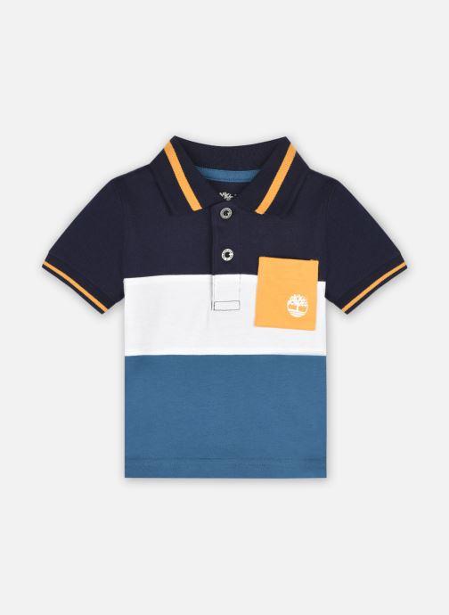 Abbigliamento Timberland T05K10 Azzurro vedi dettaglio/paio