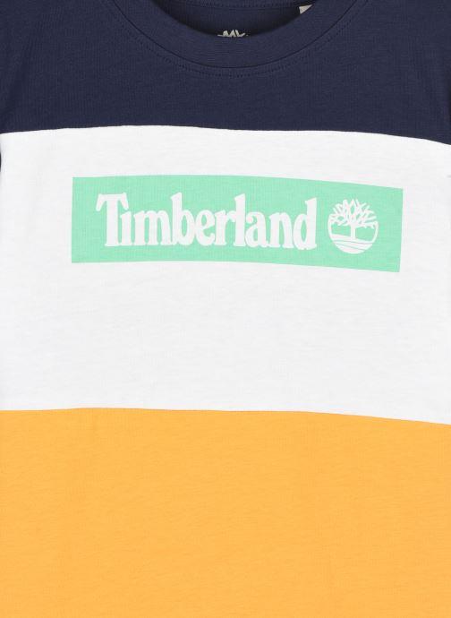 Kleding Timberland T25R94 Blauw voorkant