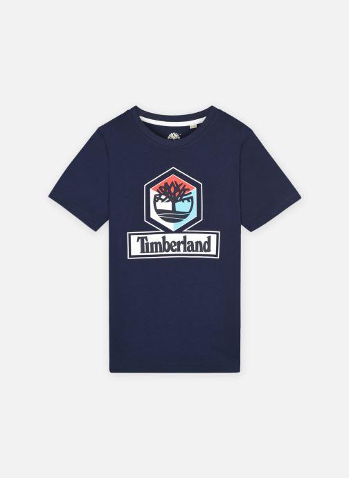 Abbigliamento Timberland T25R89 Azzurro vedi dettaglio/paio