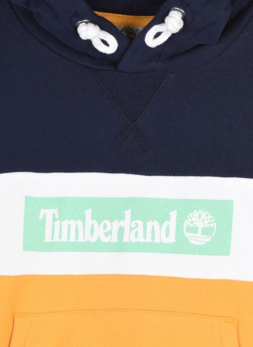 Kleding Timberland T25S14 Blauw voorkant