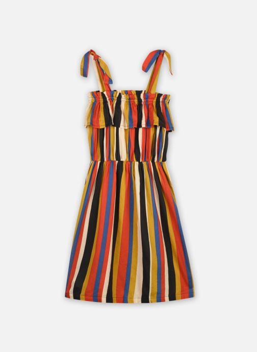 Vêtements A Monday In Copenhagen  Rie Dress Multicolore vue portées chaussures