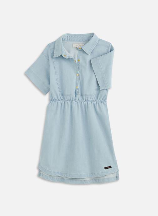 Vêtements A Monday In Copenhagen  Simona Shirtdress Bleu vue détail/paire