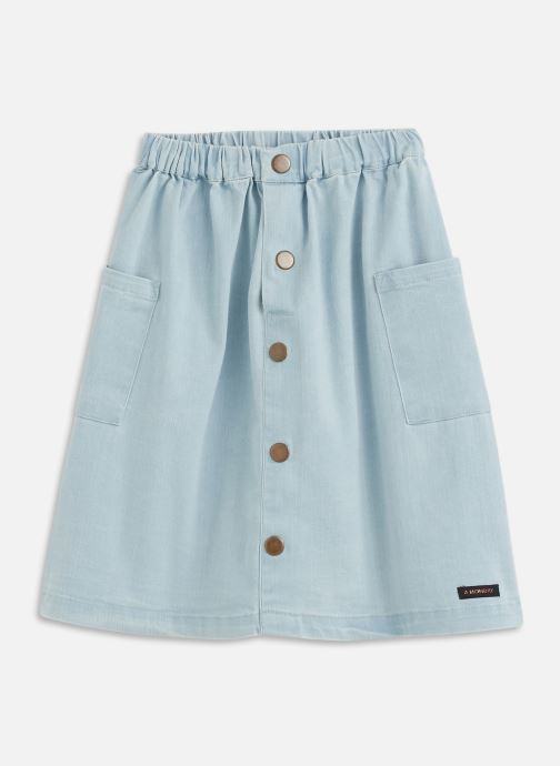 Kleding A Monday In Copenhagen  Sara Skirt Blauw detail