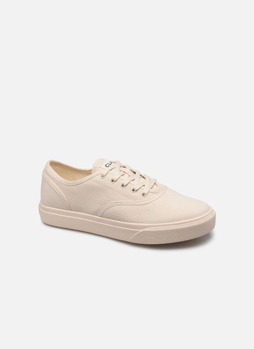 Sneaker Clae August W beige detaillierte ansicht/modell