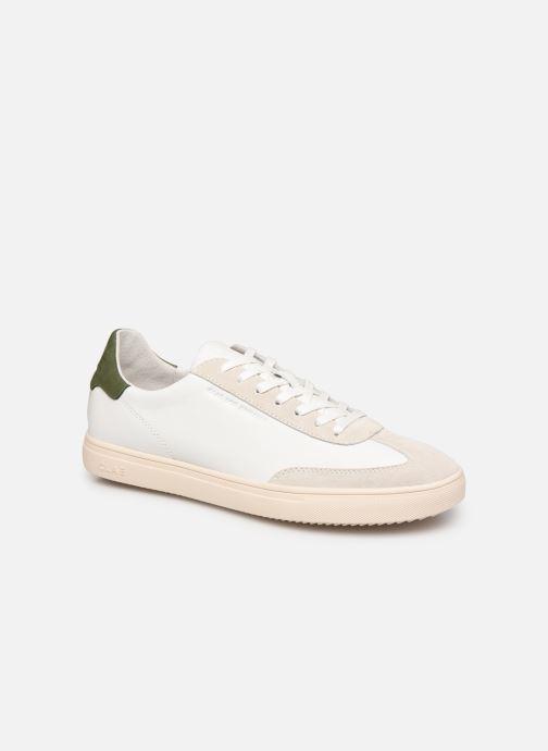 Sneaker Clae Deane M weiß detaillierte ansicht/modell