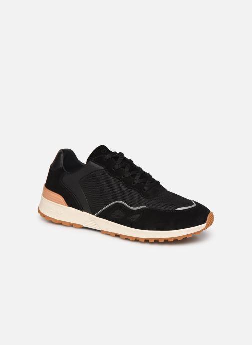 Sneaker Clae Hayden M schwarz detaillierte ansicht/modell