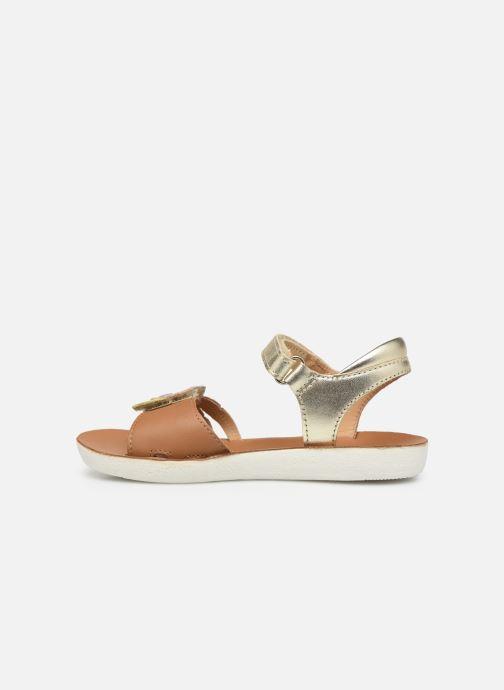 Sandales et nu-pieds Shoo Pom Goa Toucan Multicolore vue face