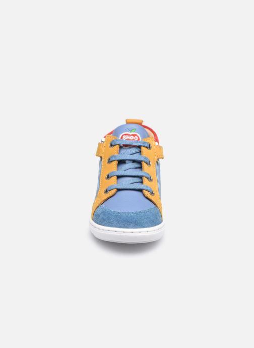 Stiefeletten & Boots Shoo Pom Bouba Zip blau schuhe getragen