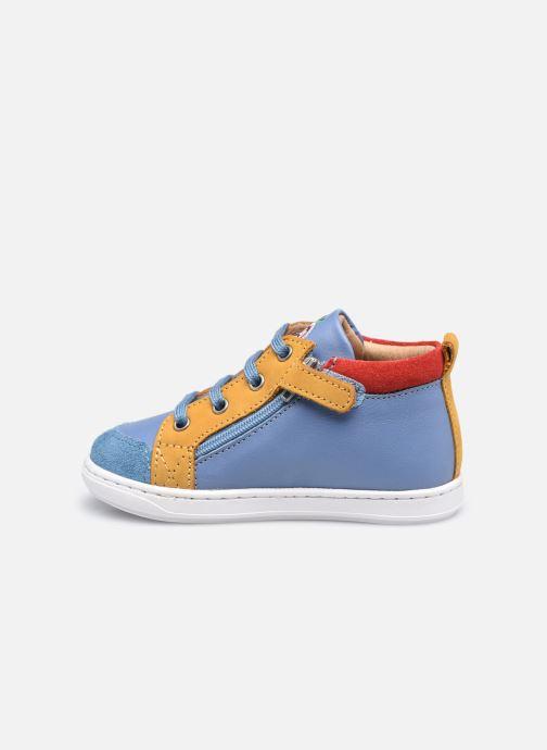 Stiefeletten & Boots Shoo Pom Bouba Zip blau ansicht von vorne
