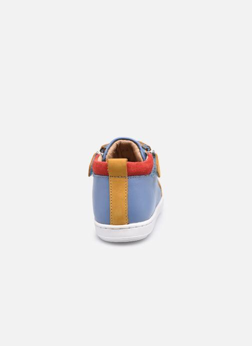 Stiefeletten & Boots Shoo Pom Bouba Zip blau ansicht von rechts