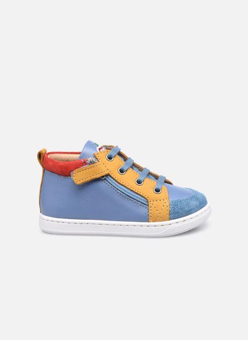 Stiefeletten & Boots Shoo Pom Bouba Zip blau ansicht von hinten