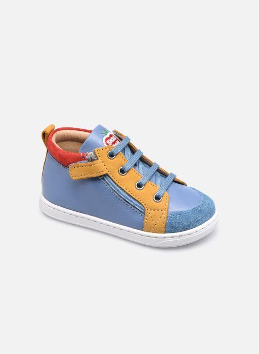 Stiefeletten & Boots Shoo Pom Bouba Zip blau detaillierte ansicht/modell