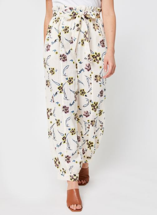 Kleding Free People IN THE MIDNIGHT HOUR PAPE Wit detail