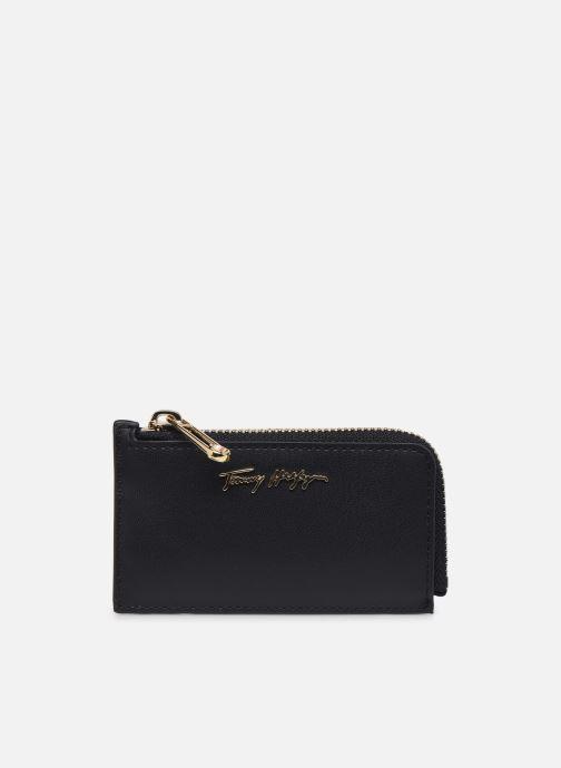 Portemonnaies & Clutches Tommy Hilfiger ICONIC TOMMY CC HOLDER schwarz detaillierte ansicht/modell