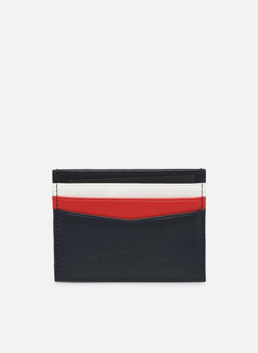 Portemonnaies & Clutches Tommy Hilfiger TH SIGNATURE CC HOLDER blau detaillierte ansicht/modell