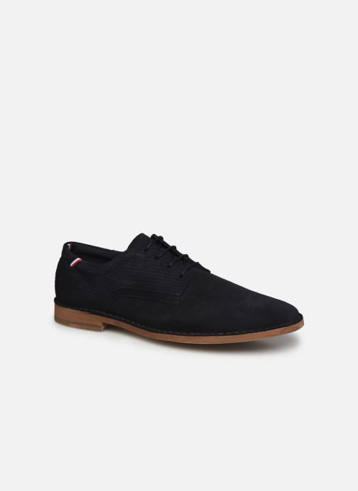 DRESSY STITCH DOWN SUEDE SHOE