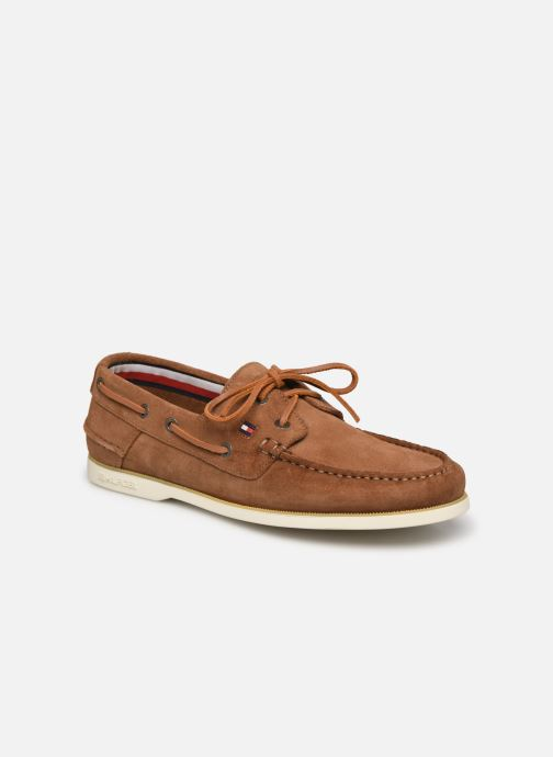 Chaussures bateaux - CLASSIC SUEDE BOAT SHOE