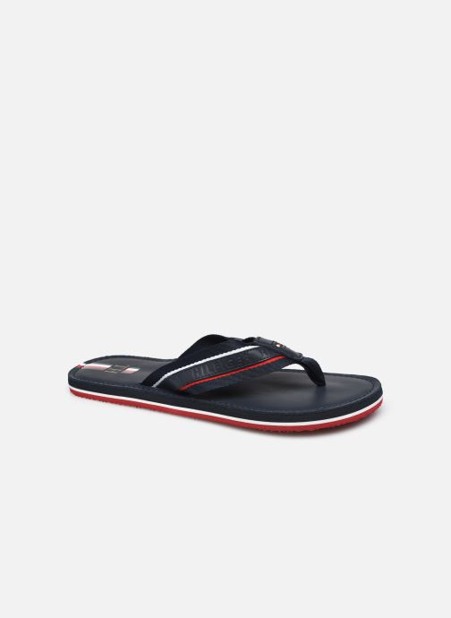Zehensandalen Herren ELEVATED LEATHER BEACH SANDAL