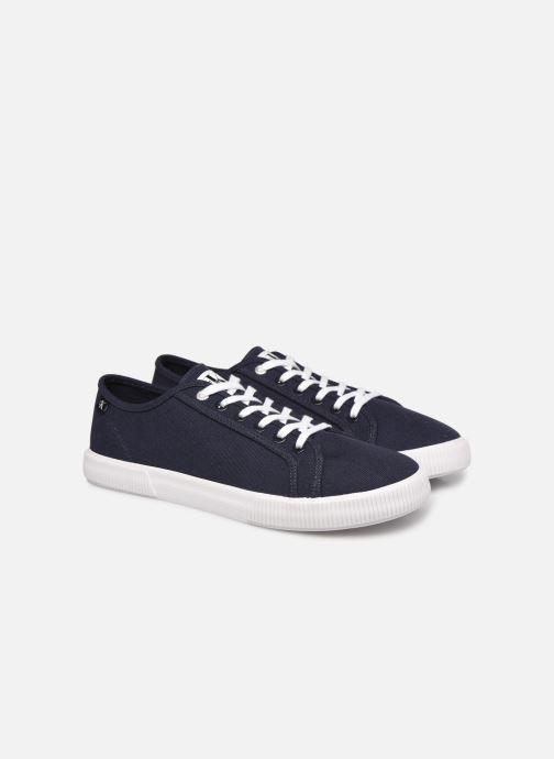 Sneaker Calvin Klein VULCANIZED SNEAKER LACEUP CO blau 3 von 4 ansichten
